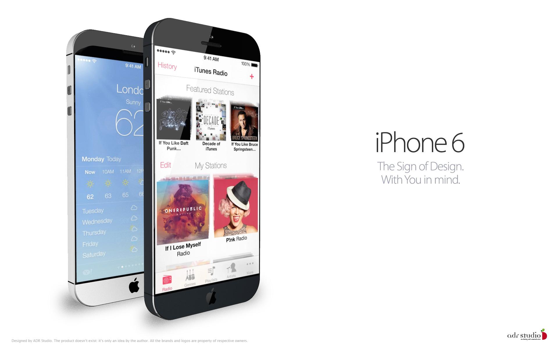 Apple İphone 6 Çizilmez Ekran