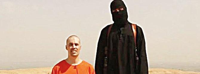 Suriye'den flaş Foley iddiası!