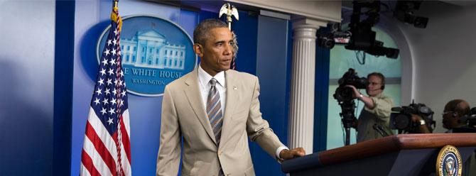 Obama: IŞİD'e karşı henüz bir stratejimiz yok!